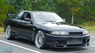 R33 Skyline in AMERICA?! -R33 Review!