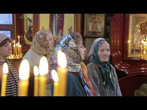 Митрополит Даниил совершил Литургию в храме преподобного Серафима Саровского в Кургане