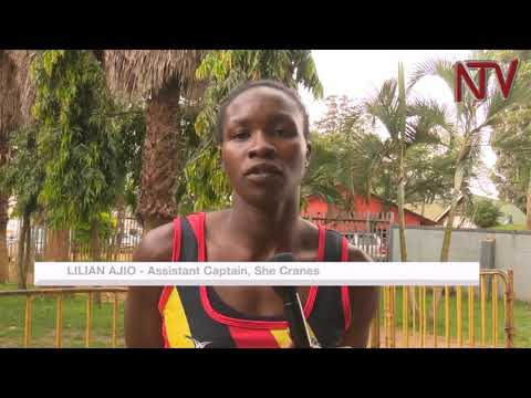 She Cranes enter residential training ahead of Netball World Cup