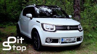 Suzuki Ignis 1.2 - The Huge Little Car