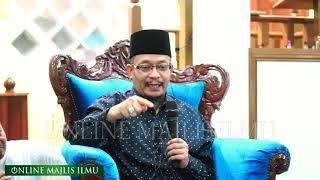 Ustaz Dato Kazim Elias ᴴᴰl Nikmat Boleh Datang & Pergi Sekelip Mata