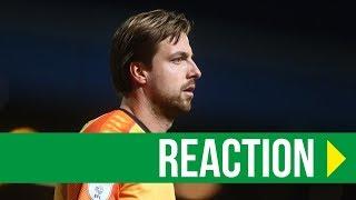 Norwich City 1-0 Swansea City: Tim Krul Reaction