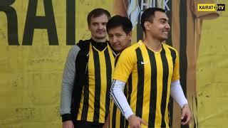«Кайрат» организовал турнир среди болельщиков