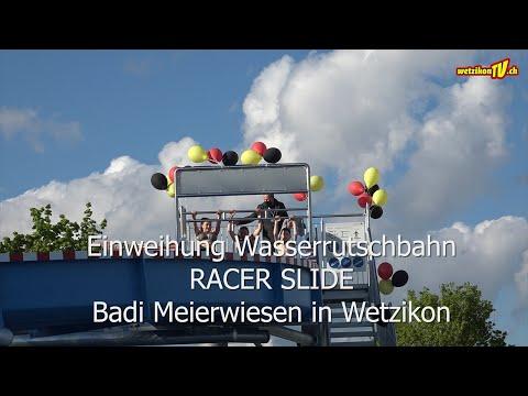 Wasserrutschbahn Badi Meierwiesen