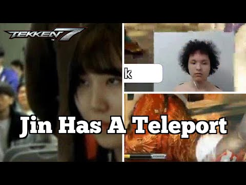 Daily FGC: Tekken 7 Plays: Jin Has A Teleport