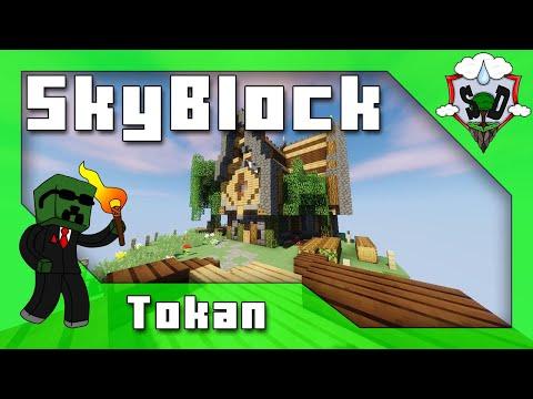 Skyblock [#4] - Množírna /Tokan