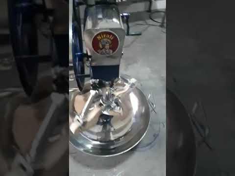 Kaju Katali Machine