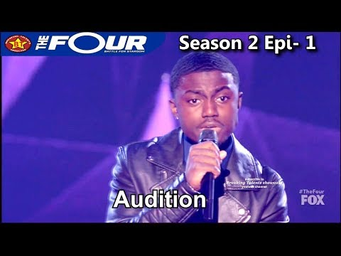 "Quinton Ellis 17 Years Old Sings ""U Got It Bad"" AMAZING Full Audition The Four Season 2"