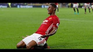 Cuplikan Goal Hull City Vs Manchester United 01 Highlights 27082016