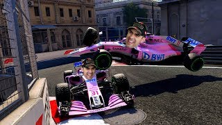 The Most Dirty Drivers In F1 2018