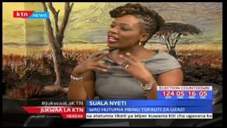 Jukwaa la KTN: Suala Nyeti - Wanawake wasioweza kubeba Mimba - 5/4/2017 [Sehemu ya Pili]