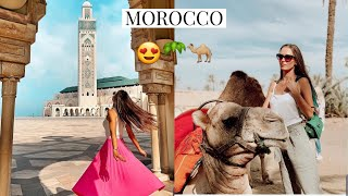 Оцеляхме във Фес!!! 😱   Влог от Мароко 🐫🌴 - ШЕФШАУЕН, ФЕС, РАБАТ    ЧАСТ 1