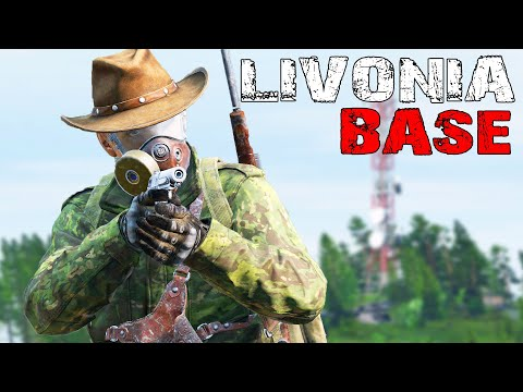 Livonia Base Build! - DayZ Standalone EP56
