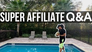 $1,000 PER DAY SUPER AFFILIATE TIPS & Q&A | CPA AFFILIATE MARKETING TRAINING