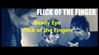 Beady Eye - Flick Of The Fingers SUBTITULADO