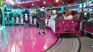 Tren La Bruixa Mataro 2018💀💀💀