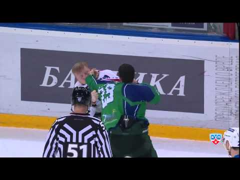 Denis Golubev vs Denis Khlystov