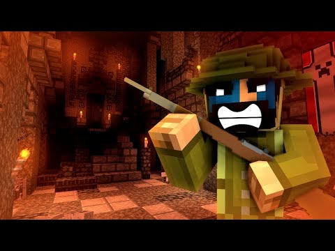 Minecraft WW2 - THE RADIO ROOM! - S2E10 (Heroes and Generals