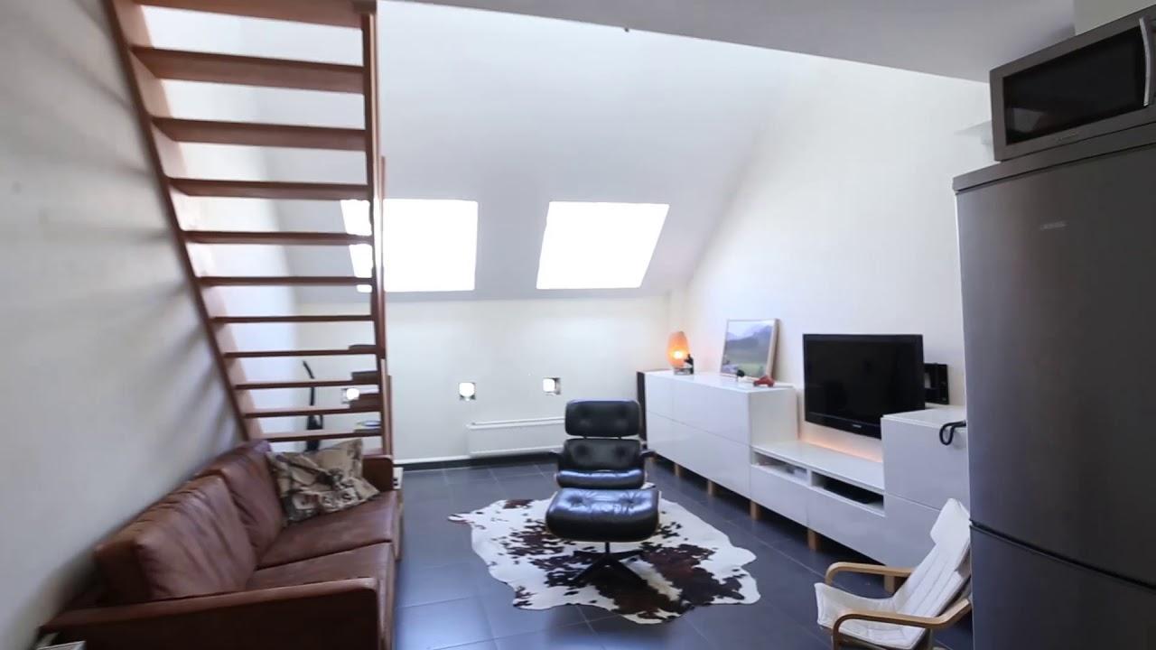 Split-level 1-bedroom apartment for rent in central (ref: 143290 ...