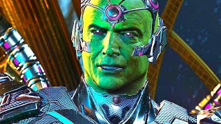 INJUSTICE 2 Brainiac Gameplay Trailer (2017)