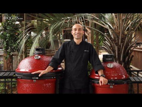 Kamado Joe 2017 Charcoal Grill Review | BBQGuys.com