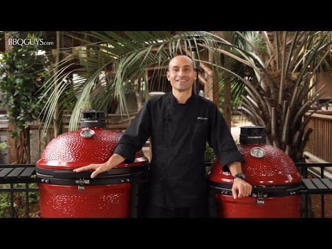 Kamado Joe Charcoal Grill Review