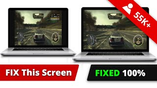 Need For Speed Most Wanted Widescreen Resolution Fixed