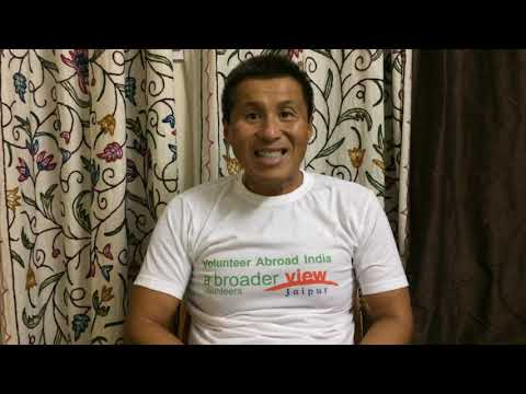 Volunteer in India Jaipur Review Kurt Chou Elephant Sanctuary Program