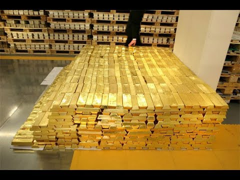 US Gold Bullion Reserves or The People's Gold