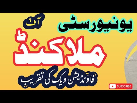 University of Malakand Exhibition Report by Abdullah Sherin 2017