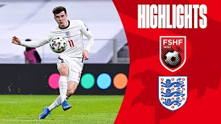Albania 0-2 Inggris Pekan 2