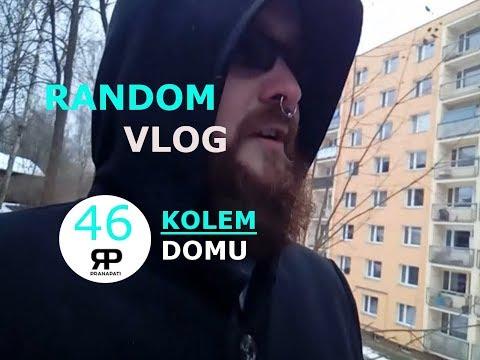 Random vlog #45 - Kolem domu