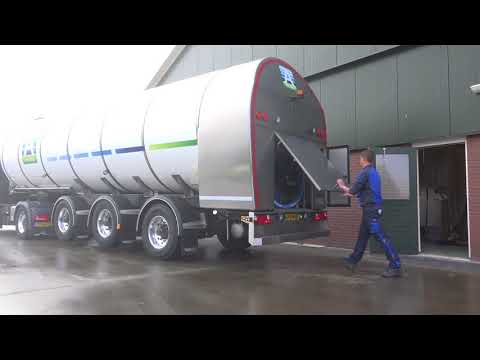 Video AB Texel Zuivel Transport