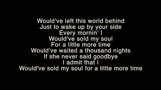 Maroon 5 - Whiskey (Ft. Asap Rocky) LYRICS