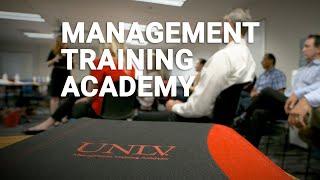 UNLV Management Training Academy
