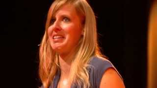 Life Happens Outside The Comfort Zone: Anne Even At TEDxCentralWyomingCollege