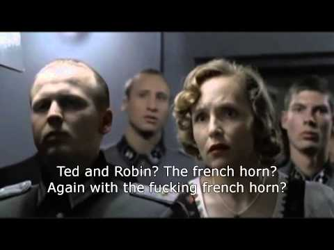 Hitler learns of the ending to HIMYM