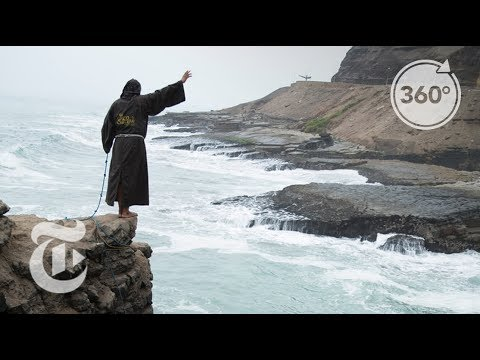 'Flying Friars' Make A Living By Jumping Off A Cliff | The Daily 360 | The New York Times