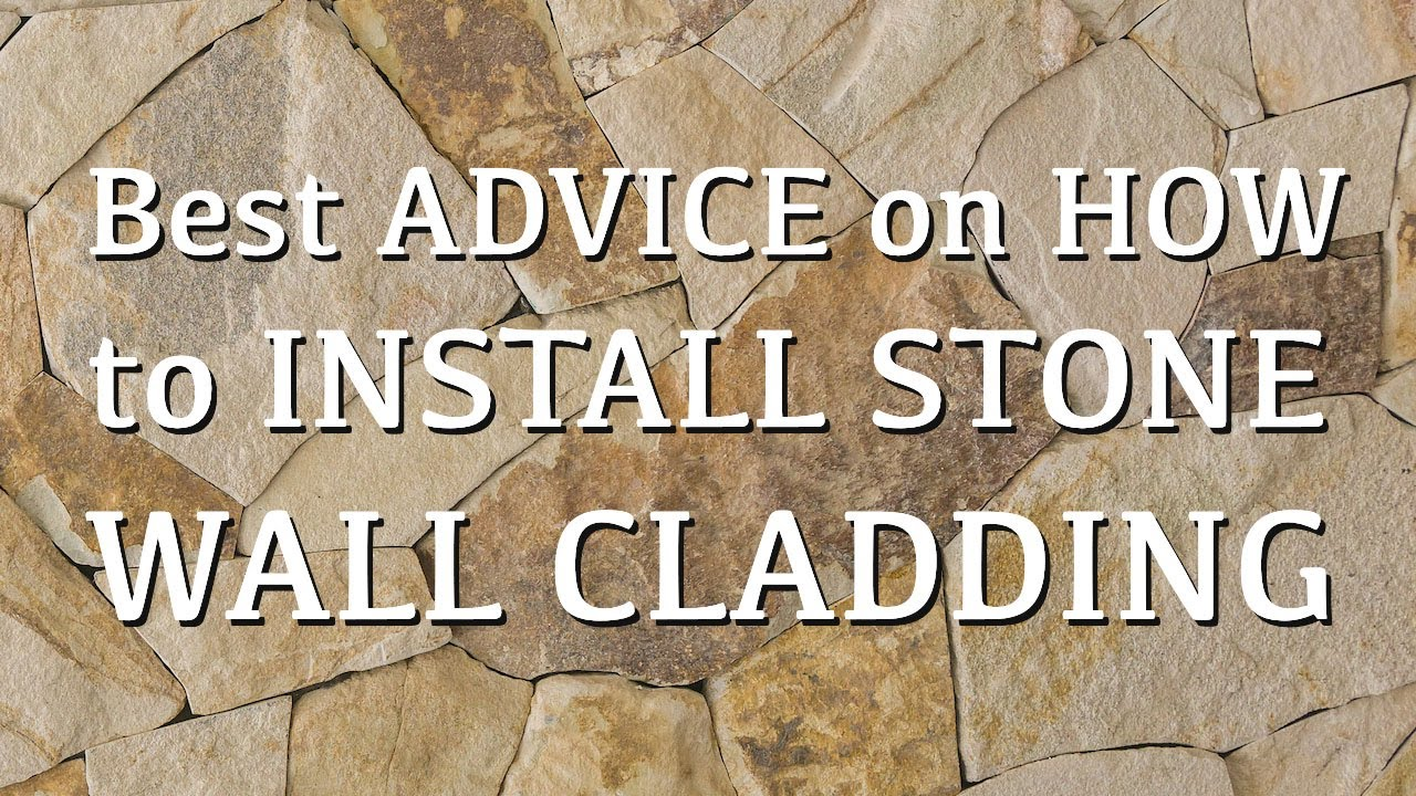 What is the Best way to Install Free Form Stone Cladding by Armstone
