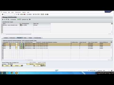 SAP BW Training - Complete BW Course - SAP BI Training - YouTube