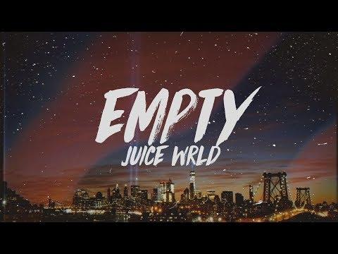Juice Wrld Empty