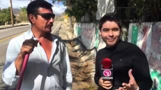 #granizada en San Bartolo