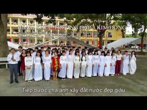 Hành khúc Trường cấp 3 Kim Động