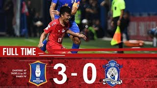 Match Hilight : BG PATHUM UNITED 3-0 CHIANGMAI FC [TCL R32:15-05-2019]