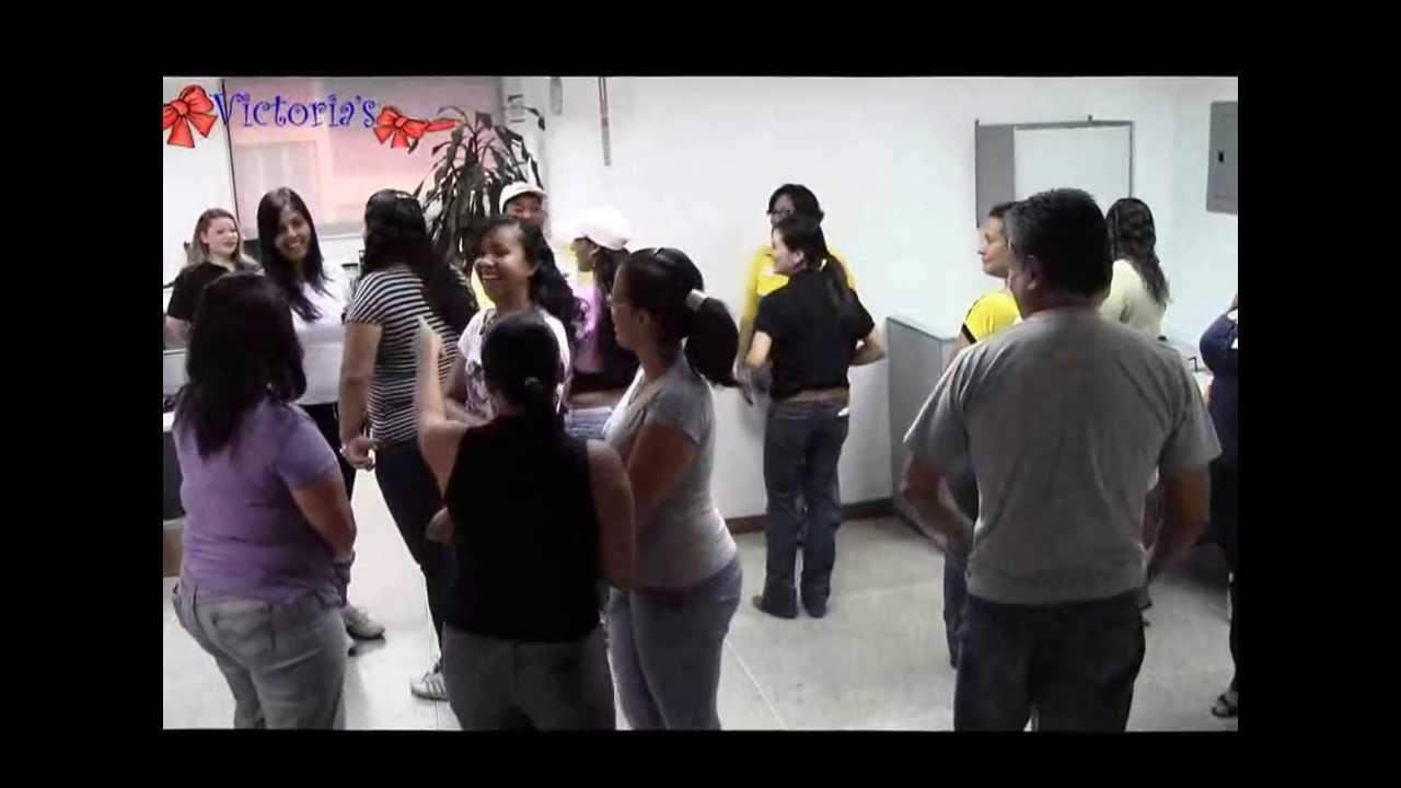 Dinamica de Grupos, Juegos para grupos. Recreacion El Abrazo