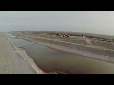 Versterking Nederlandse kust