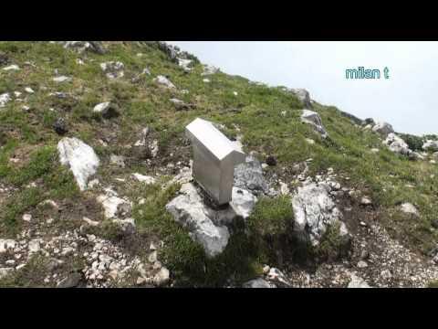 Veliki vrh (2088m) - Košuta