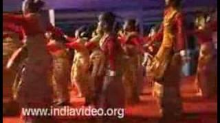 The Bihu Dance of Assam