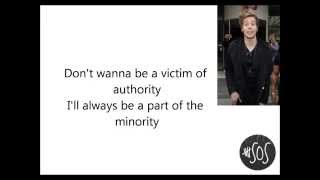 Social Casualty 5sos (Lyric video)