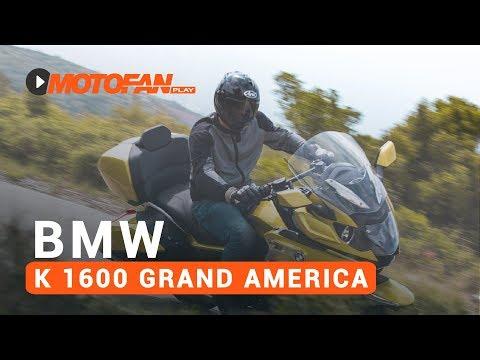Vídeos de la BMW K 1600 Grand America